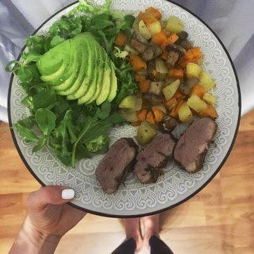 Nutri-Funkcionális tápanyagdús vacsora