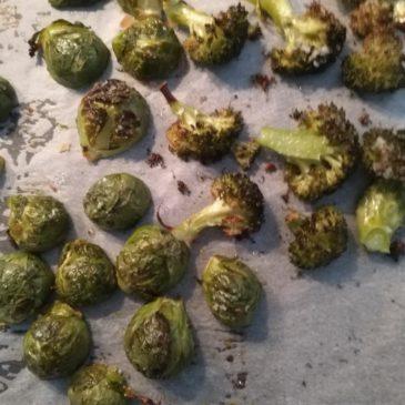 Brokkoli-rózsák