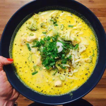Alapléből készült leves