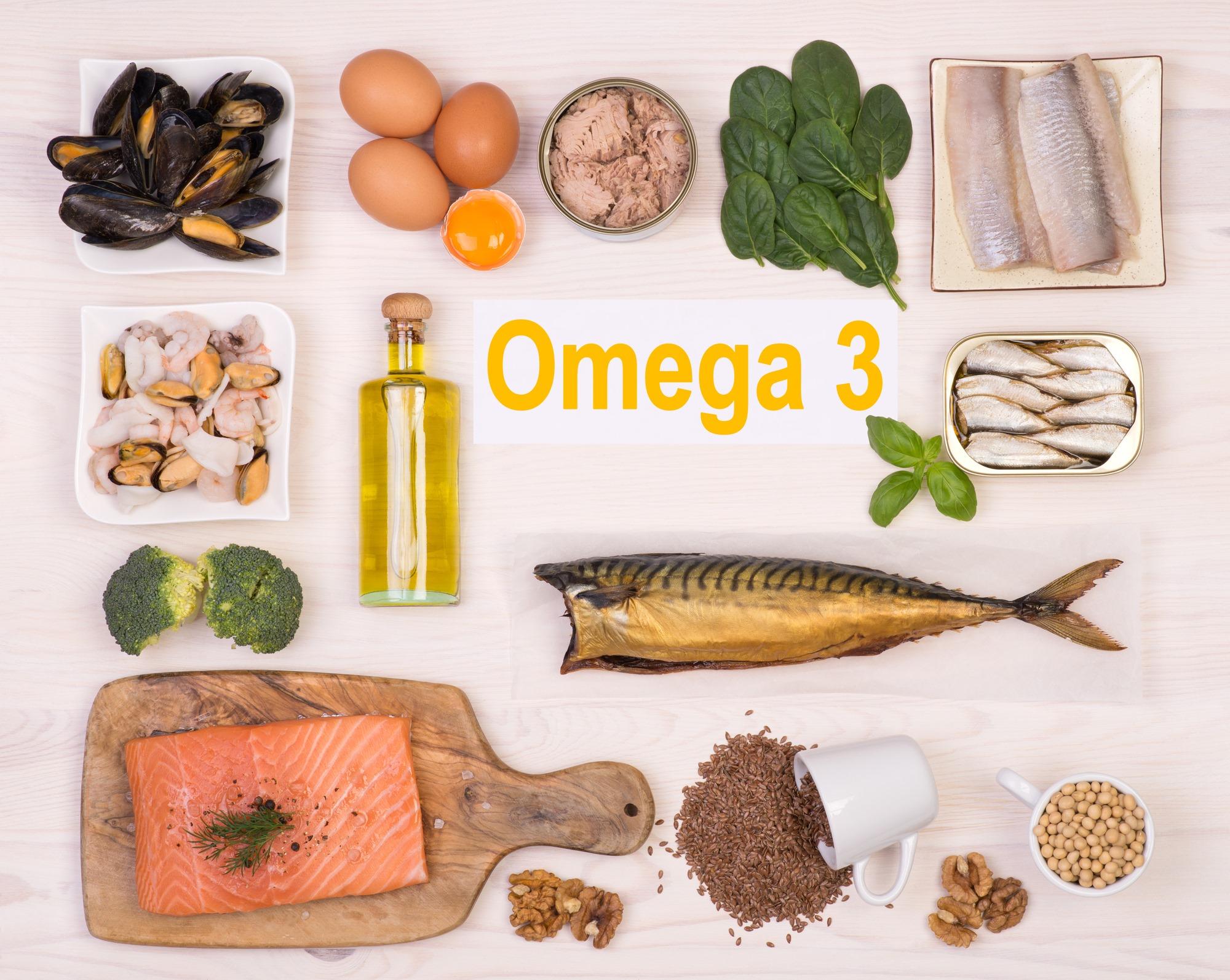 Az omega-3 zsírsavak hatásairól