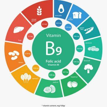 A B9-vitamin, más néven folát