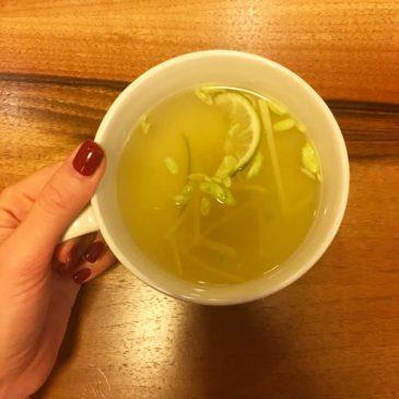 Őszi tea a hűvös estékre