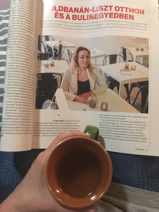 Forbes Life téli kiadványában közös interjú