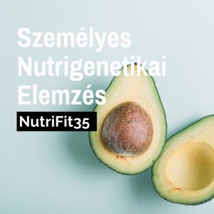 Nutrifit35 vizsgálati csomag