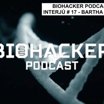 Biohacker Podcast interjú