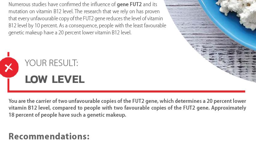 A FUT2 gén és B12-vitamin szint