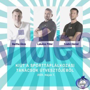 VIDEO-Aktív-Sportos előadás 2020.05.07.