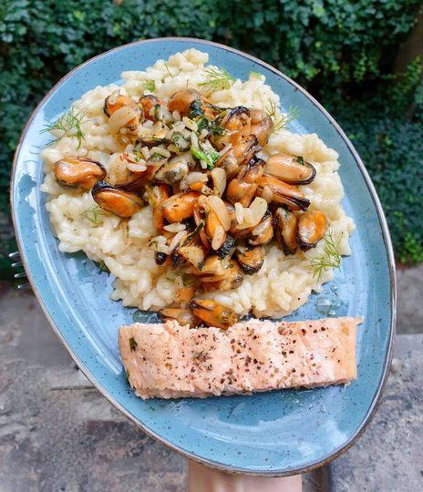 Vacsora tipp a tengeri ételek szerelmeseinek