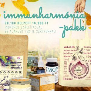 őszi immunharmónia-pakk
