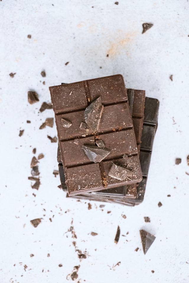 Étcsokoládék kakaótartalma