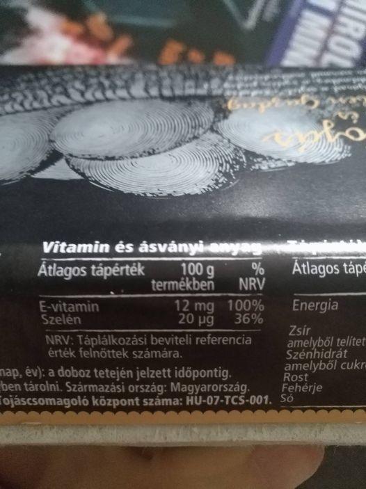 Fontos az E-vitamin formák étrendi bevitele