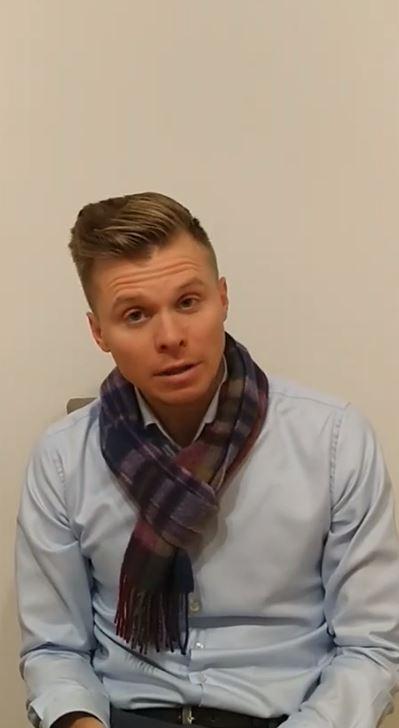 Krónikus puffadásról és bélgombákról videoban