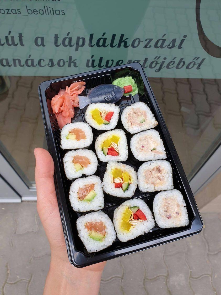 A sushi előnyeiről